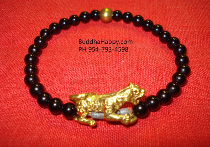 Black Onyx 8mm Tiger