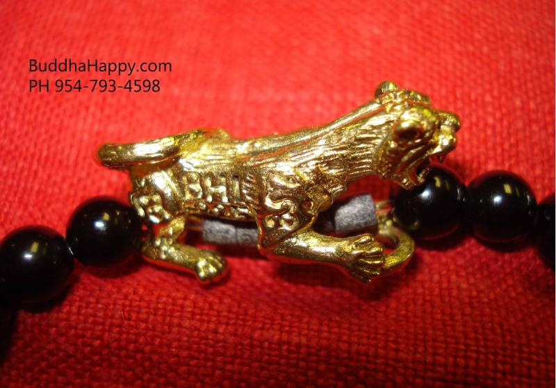 Black Onyx Tiger Bronze